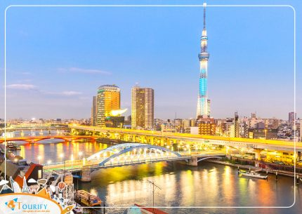 Tháp Sky Tree - tourify
